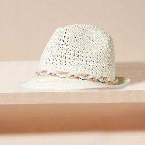 🆕 Anthro Genie by Eubenia Kim Brimmed Hat